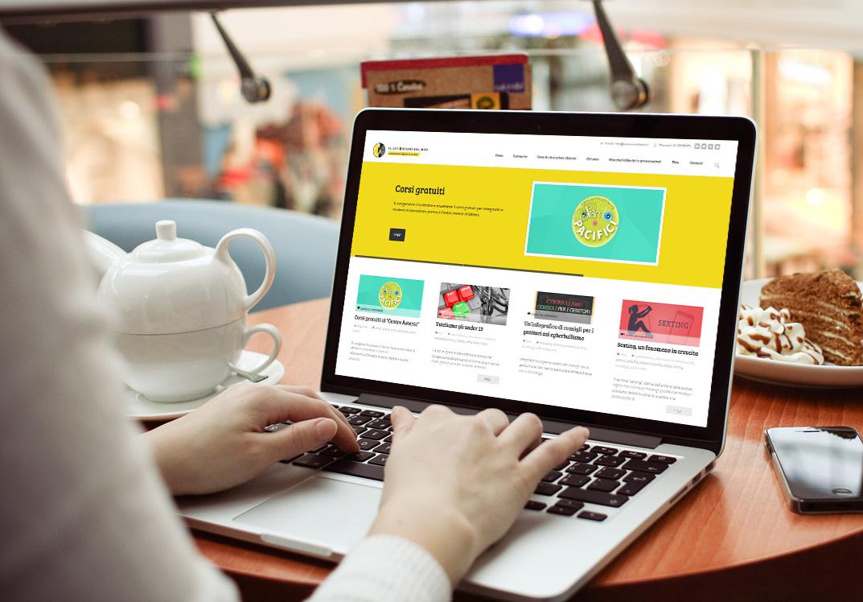 Progetto - Il lato oscuro del web - educazione digitale
