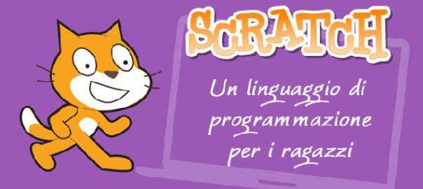Scratch un linguaggio di programmazione per i ragazzi