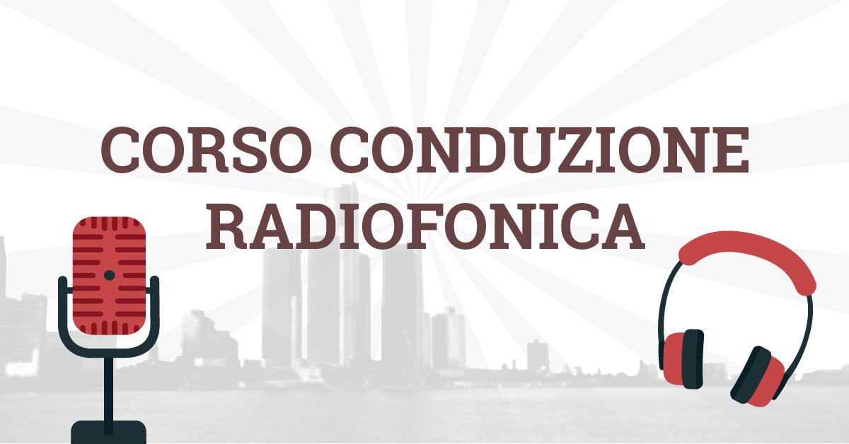 corso speaker radiofonico
